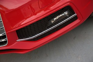 2013 Audi S4 lower grille