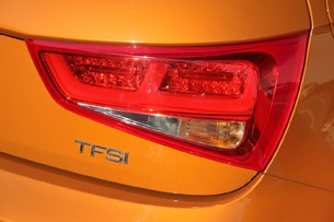 2012 Audi A1 Sportback taillight