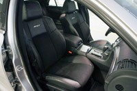 2012 Chrysler 300 SRT8 front seats