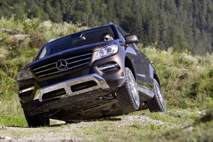 2012 Mercedes ML350 BlueTEC w/ On&amp;Offroad Package