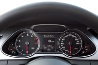 2013 Audi A4 gauges