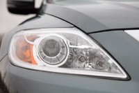 2012 Mazda CX-9 headlight