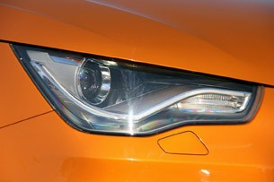 2012 Audi A1 Sportback headlight