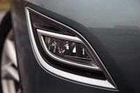 2012 Mazda CX-9 fog light