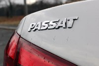 2012 Volkswagen Passat badge
