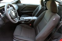 2012 Ford Mustang V6 front seats