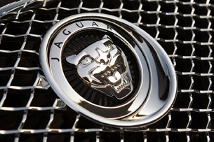 2012 Jaguar XF Supercharged logo