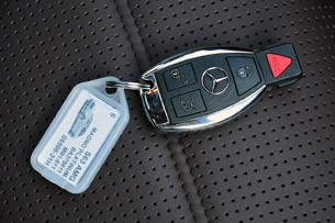 2012 Mercedes-Benz S63 AMG key fob