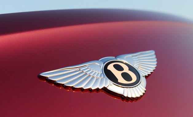 2012 Bentley Continental GTC logo