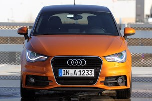 2012 Audi A1 Sportback front view