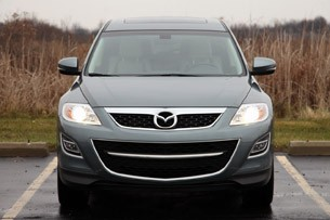 2012 Mazda CX-9 front view