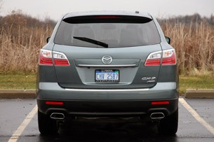 2012 Mazda CX-9 rear view