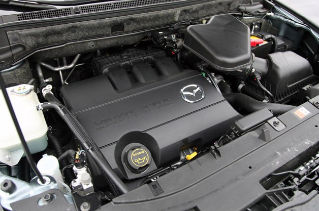 2012 Mazda CX-9 engine