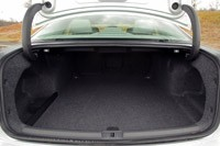 2012 Volkswagen Passat trunk