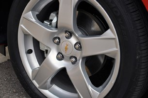 2012 Chevrolet Sonic LTZ wheel
