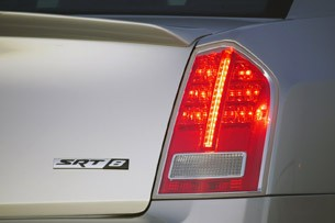 2012 Chrysler 300 SRT8 taillight