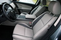2012 Mazda CX-9 front seats