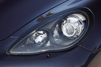 2013 Porsche Panamera GTS headlight