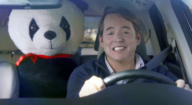 Matthew Broderick Super Bowl Ad