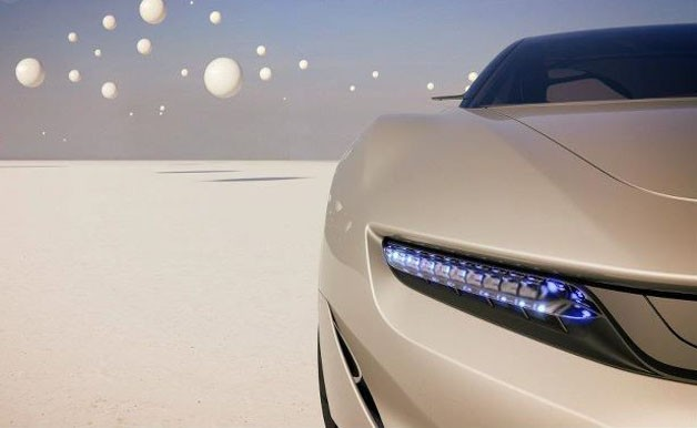 Pininfarina Cambiano concept teaser