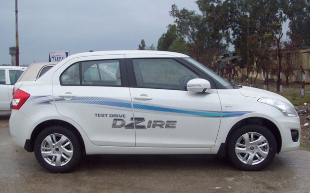 Maruti Suzuki Swift Dzire