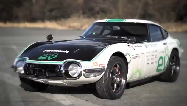 Toyota 2000GT SEV