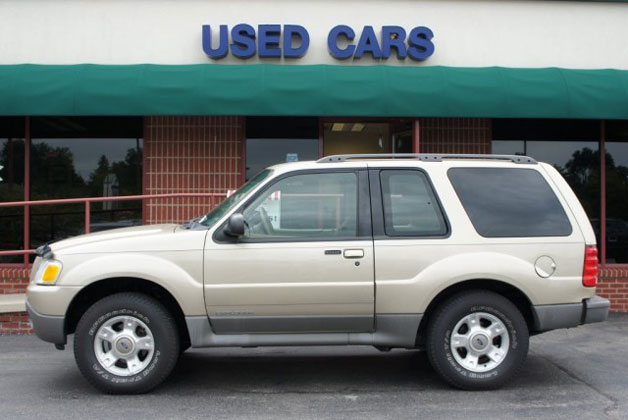 Used 2001 Ford Explorer