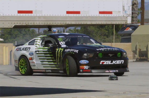 Vaughn Gittin Jr. RC Car Video