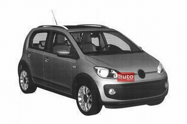 Volkswagen Up! Five Door