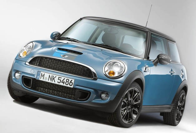 2012 Mini Bayswater special edition
