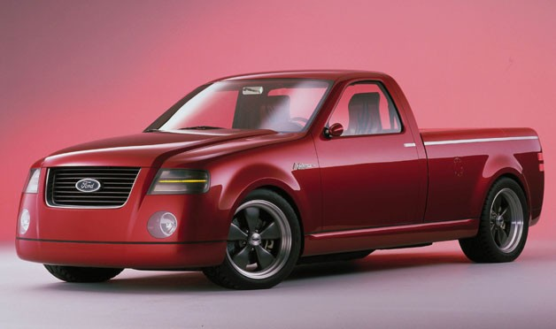 2001 Ford F-150 Lightning Rod Concept up for grabs at RM Auctions