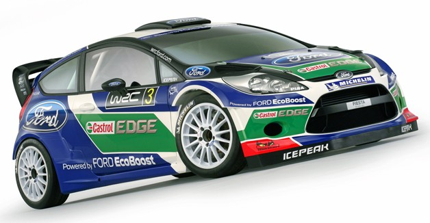 2012 Ford Fiesta RS WRC