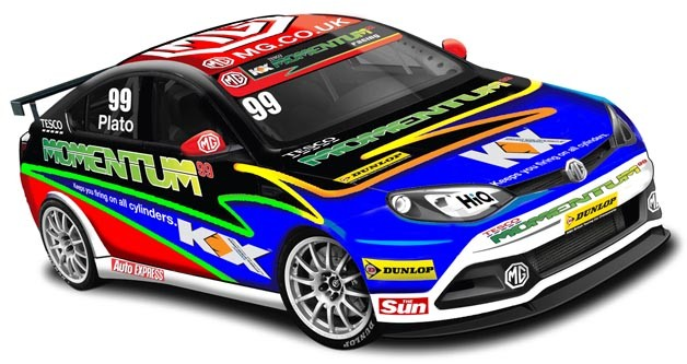 MG6 GT BTCC