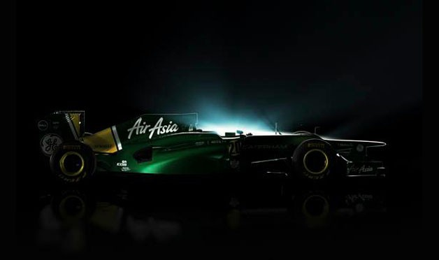 2012 Caterham CT01