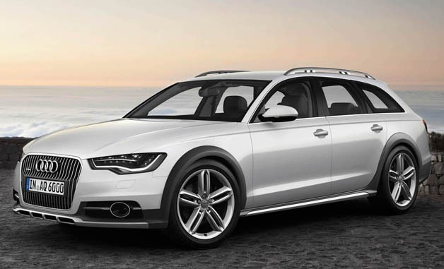 Audi releases new a6 allroad with no word on u s availability