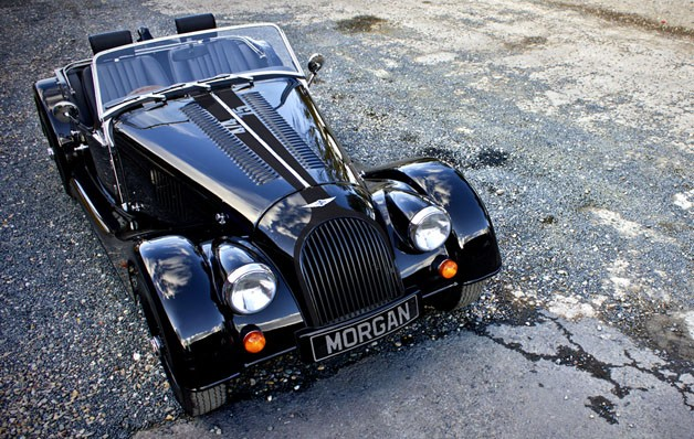 Morgan 4/4 75th Anniversary Edition