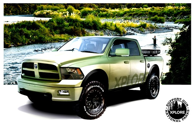 Xplore Dodge Ram