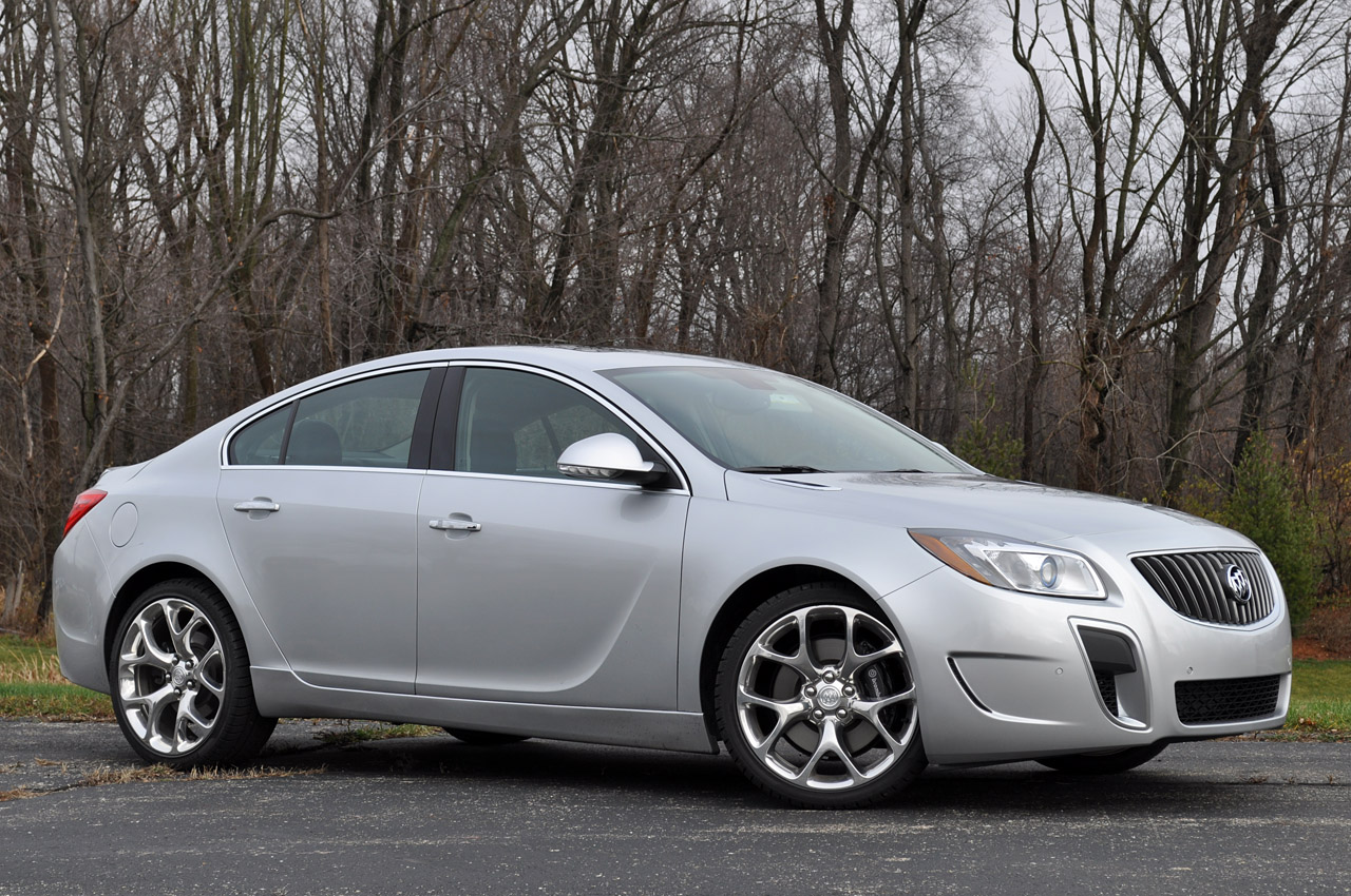2012 Buick Regal Gs Autoblog