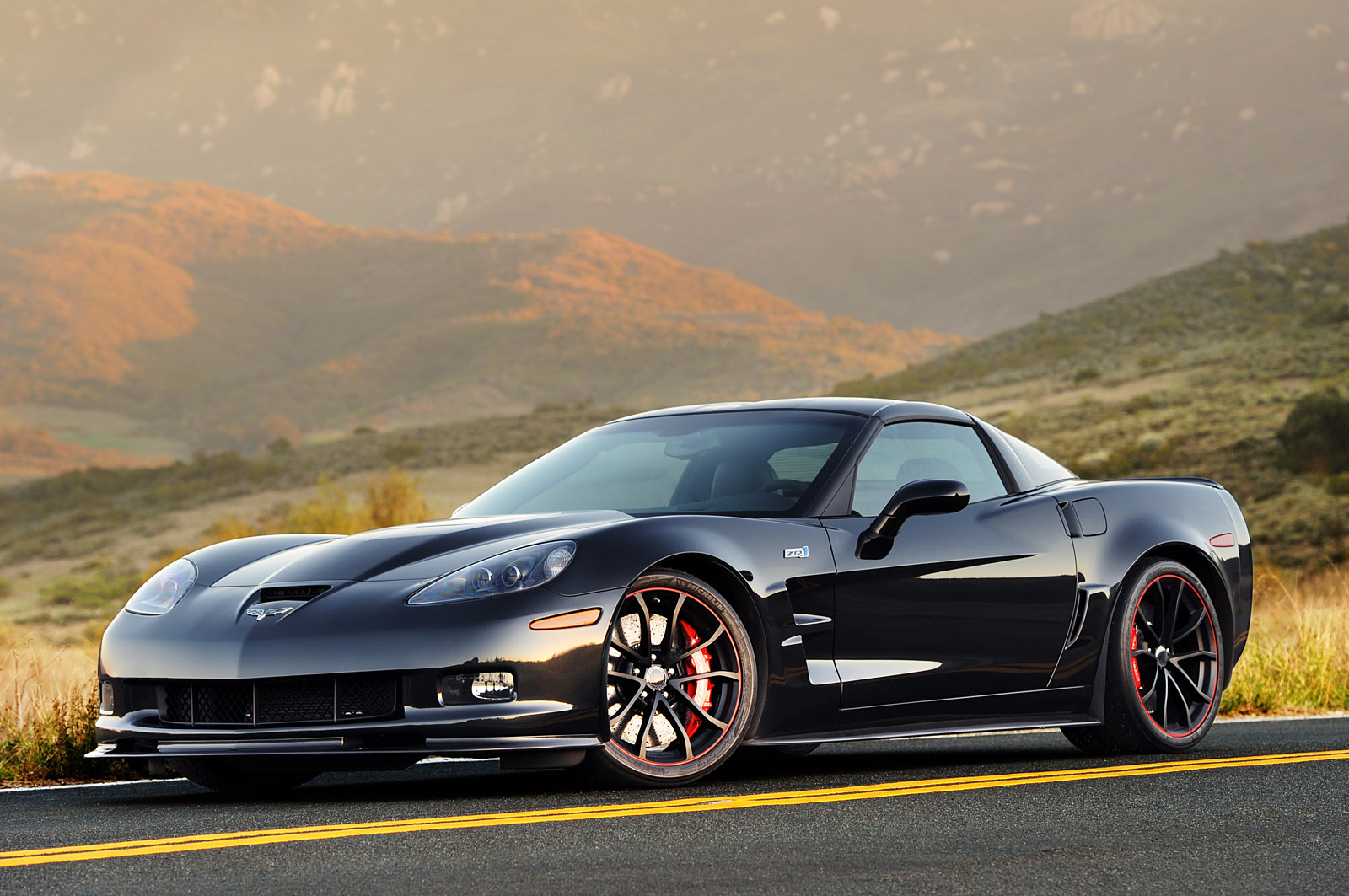2012 Chevrolet Corvette Zr1 Review Photo Gallery Autoblog