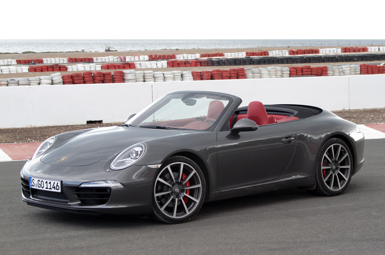 2012 porsche 911 cabriolet w video autoblog. Black Bedroom Furniture Sets. Home Design Ideas