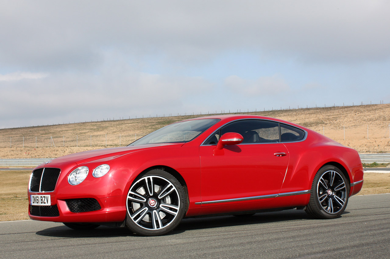 2013 bentley continental gt v8 first drive autoblog vanachro Choice Image