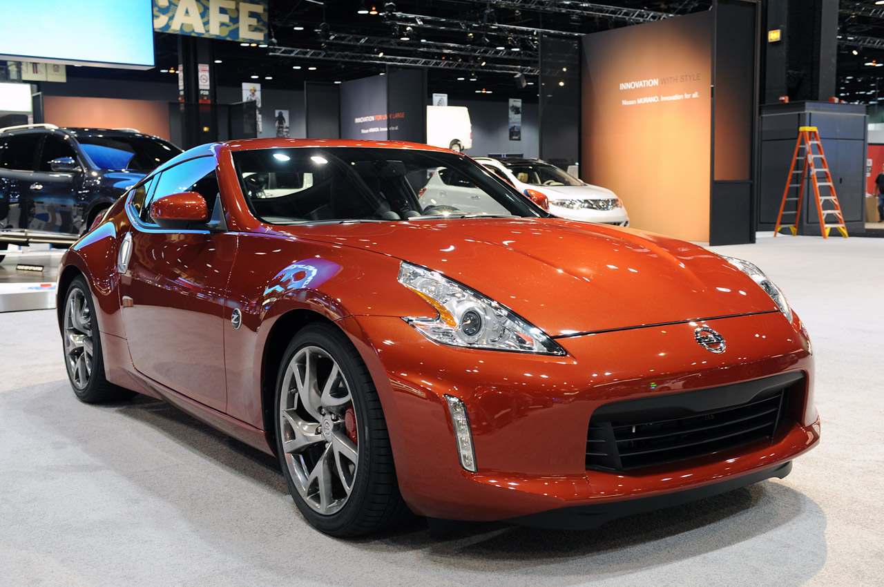 2013 Nissan 370z Has Been Defanged
