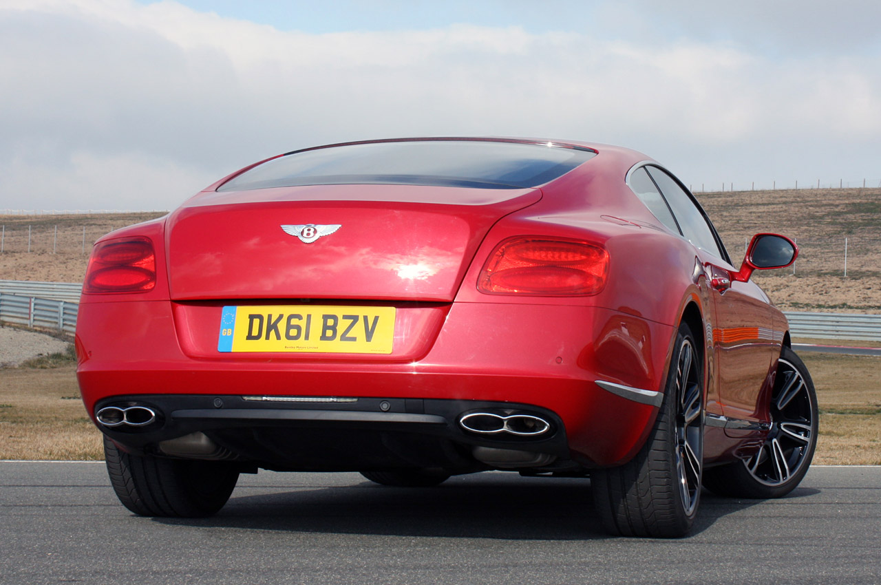 Would You Buy One?: Continental GT V8 | IGN Boards