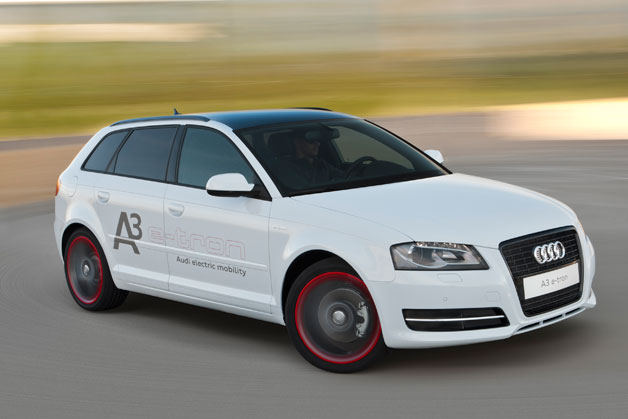 Audi A3 e-tron
