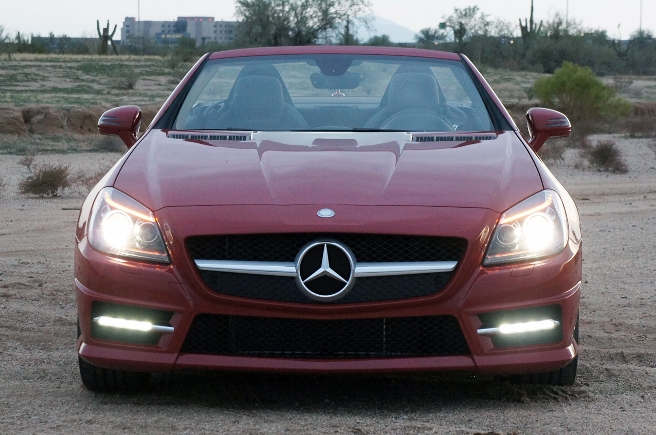 2012 Mercedes Benz Slk 350 Price