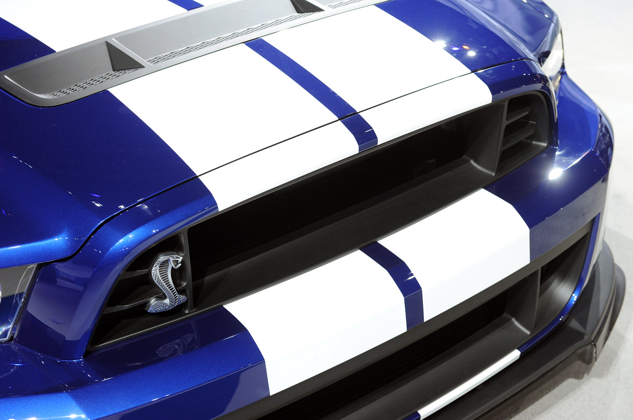 Official 2013 shelby gt500 production numbers autos post