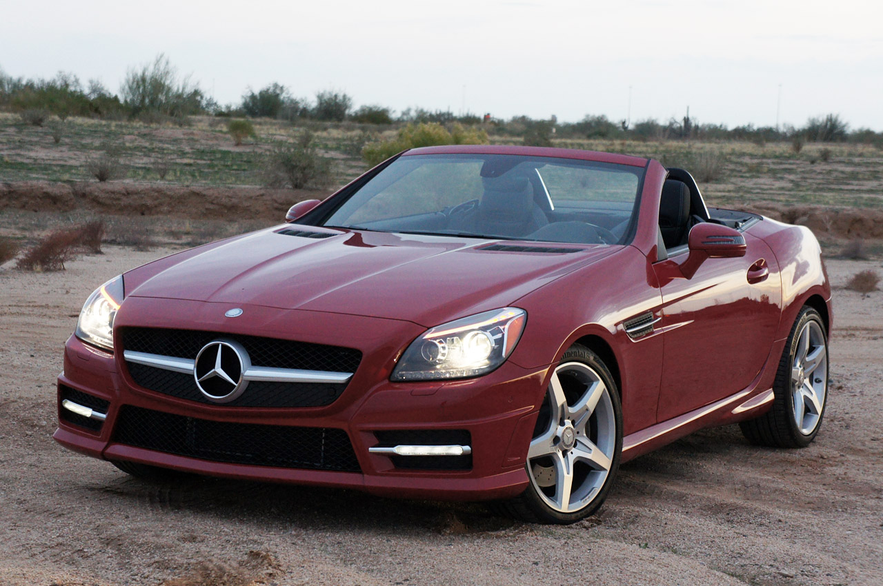 2012 mercedes benz slk350 review photo gallery autoblog