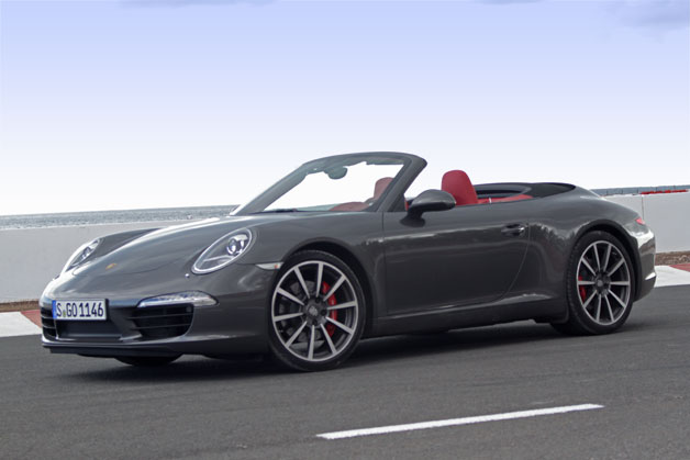 2012 porsche 911 cabriolet a soft top worthy of the best 911 ever