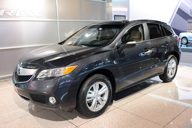2013 Acura RDX