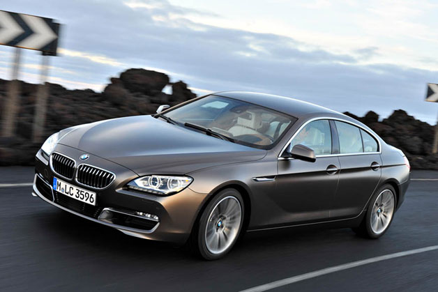 BMW 640i Gran Coupe 2013 Wallpaper